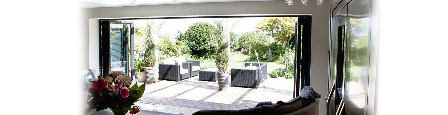 The Little Conservatory Company-multifolding-door-specialists-cheltenham